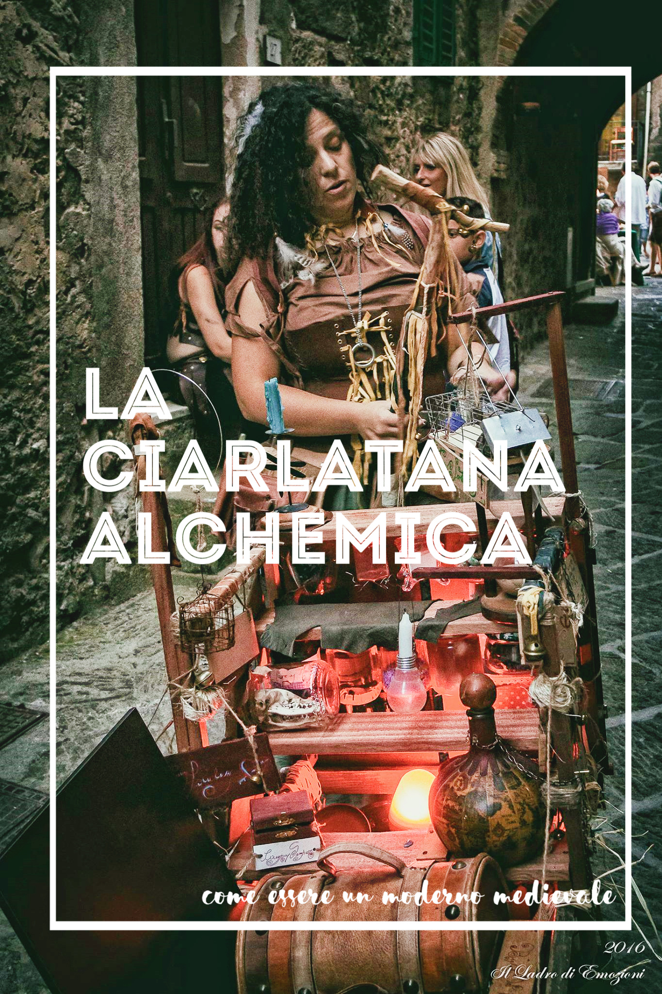 la ciarlatana alchemica